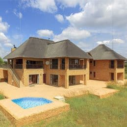 PEACEFUL REFUGE<br /> PRICE R420 000 (10% SHARE)