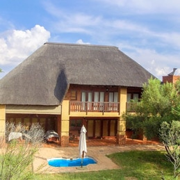DISCOVER CHEETAH LODGE<br /> PRICE: R3 200 000